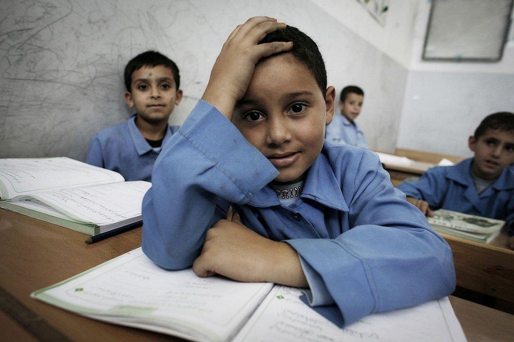 Rashidieh Palestinian Refugee camp in Lebanon (UNRWA)